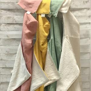 capes de bain tous coloris